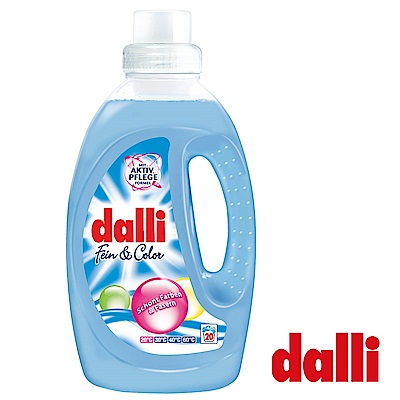 (即期品) 德國達麗Dall i極致呵護洗衣精 1.35L (到期日:20190901)