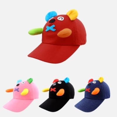 WHY AND 1/2 mini 立體普普熊棒球帽 多色可選