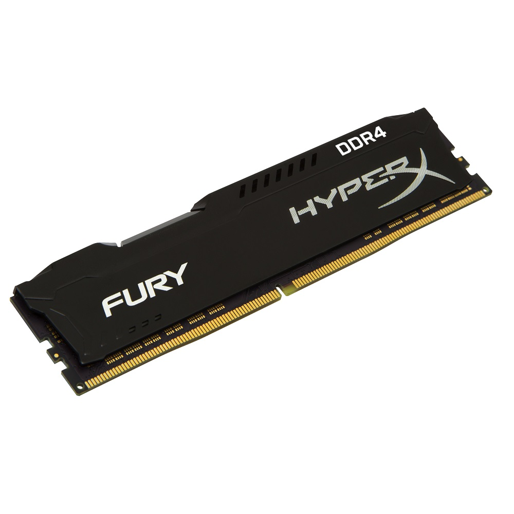 HyperX FURY DDR4 2666 16GB 桌上型超頻記憶體