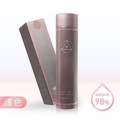 shan善 茶花萃護色洗髮菁250ml