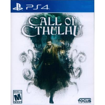 克蘇魯的呼喚 Call of Cthulhu - PS4 中英文美版