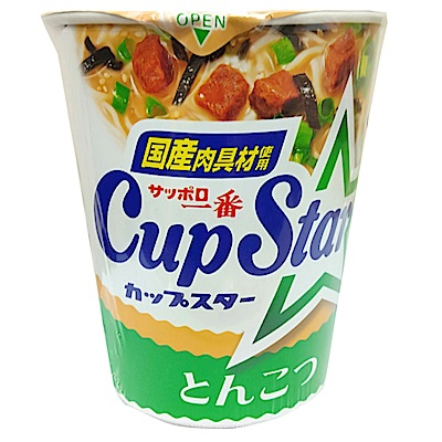一番CupStar杯麵-豚骨味(79g)