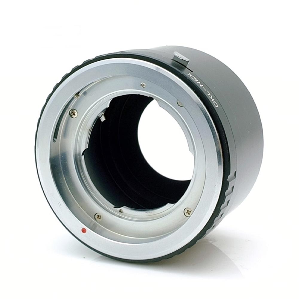 RJ鏡頭轉接環DKL-NEX