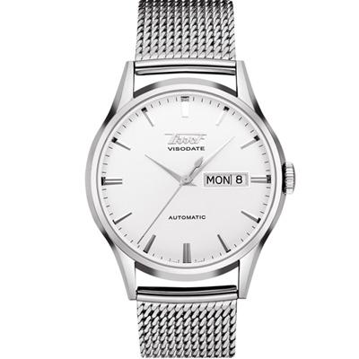 TISSOT 1957 復刻自動機械腕錶(T0194301103100)