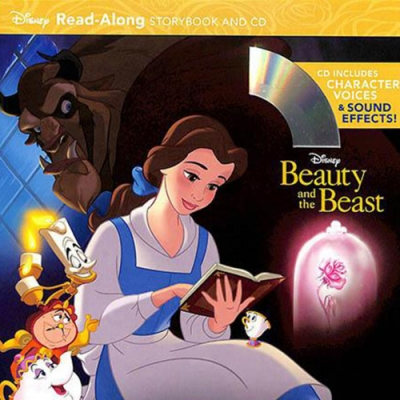 Beauty And The Beast 美女與野獸有聲讀本(CD一入)