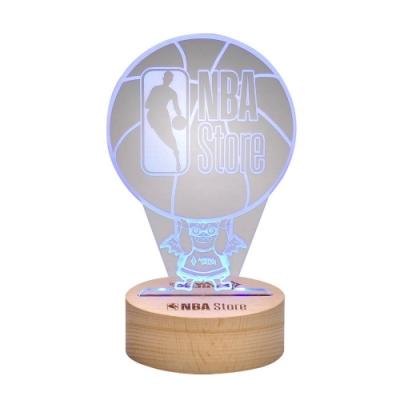 NBA Store x 傳說對決聯名彩色夜燈