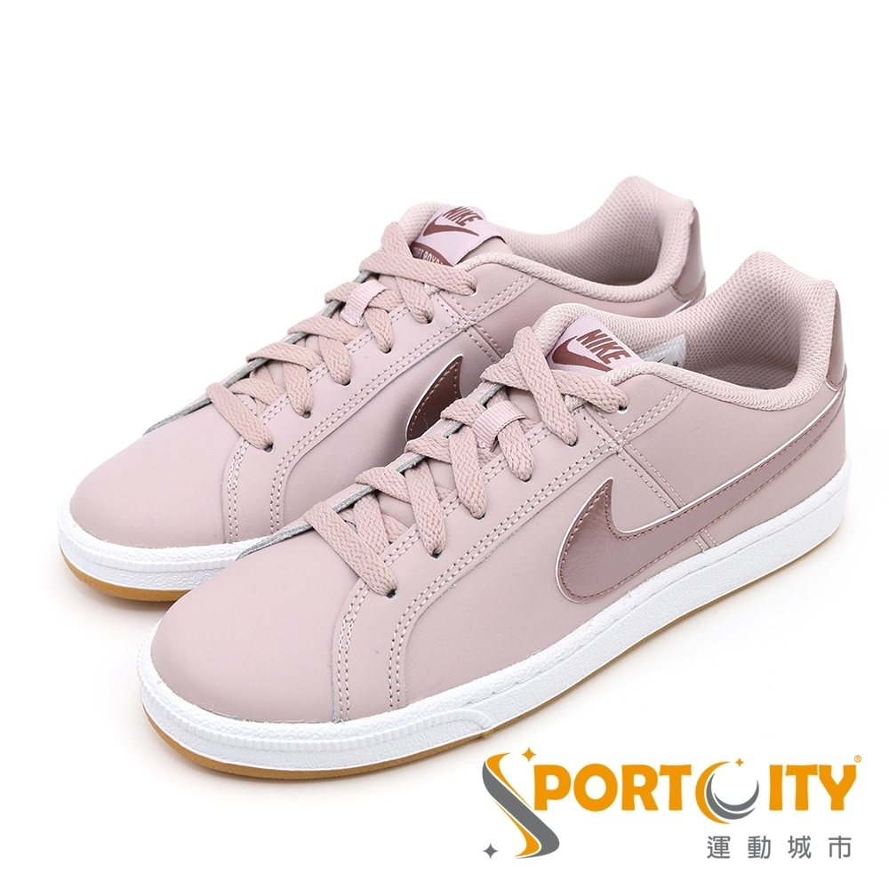 NIKE COURT ROYALE 女休閒鞋 粉 749867600 | 慢跑鞋 |