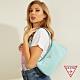 GUESS-女包-氣質簡約純色輕便單肩包-淺藍 原價2290 product thumbnail 1