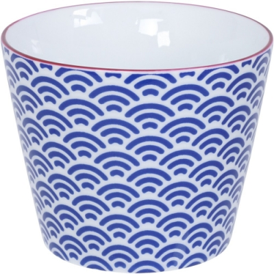 《Tokyo Design》圖騰茶杯(藍155ml)