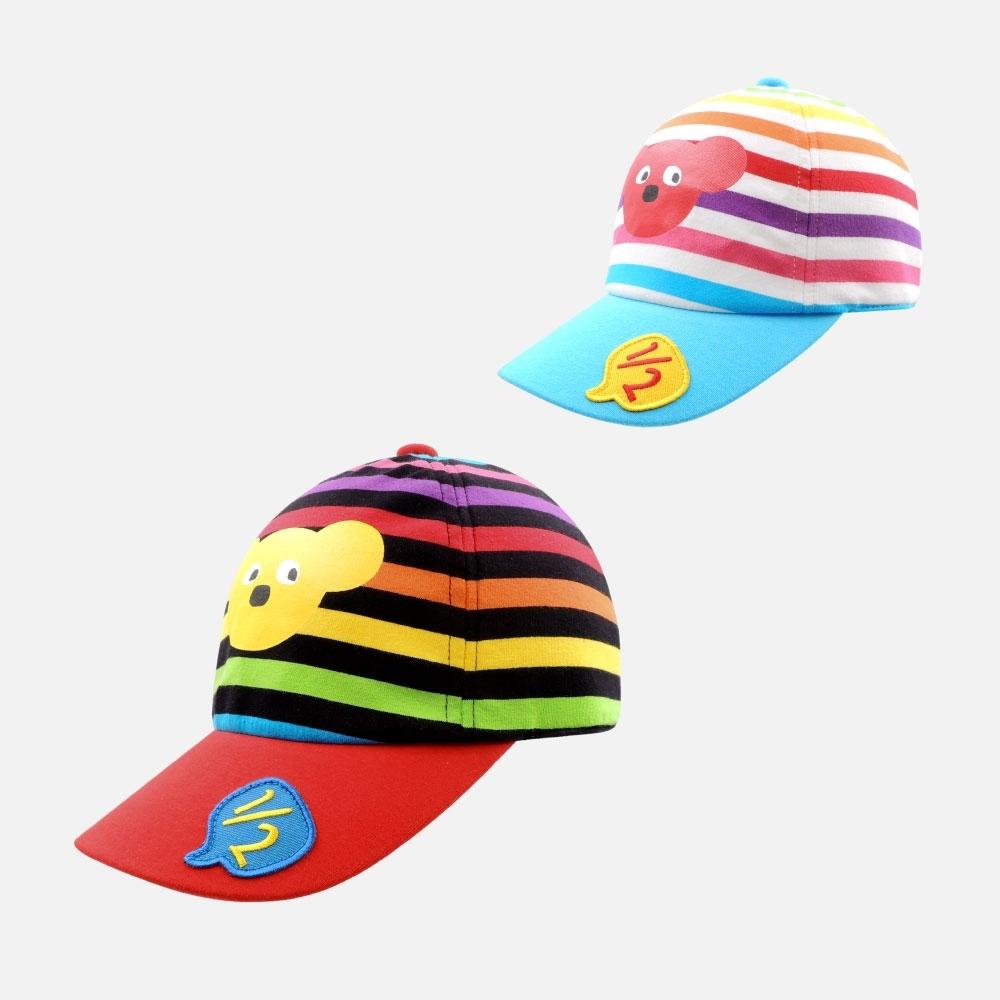 WHY AND 1/2 mini 條紋棒球帽 多色可選