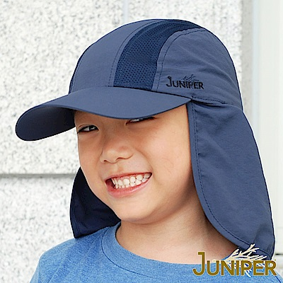 JUNIPER 戶戶外防紫外線披風運動帽親子童帽