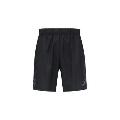 ASICS ICON平織短褲 男  2011A334-916 (黑)