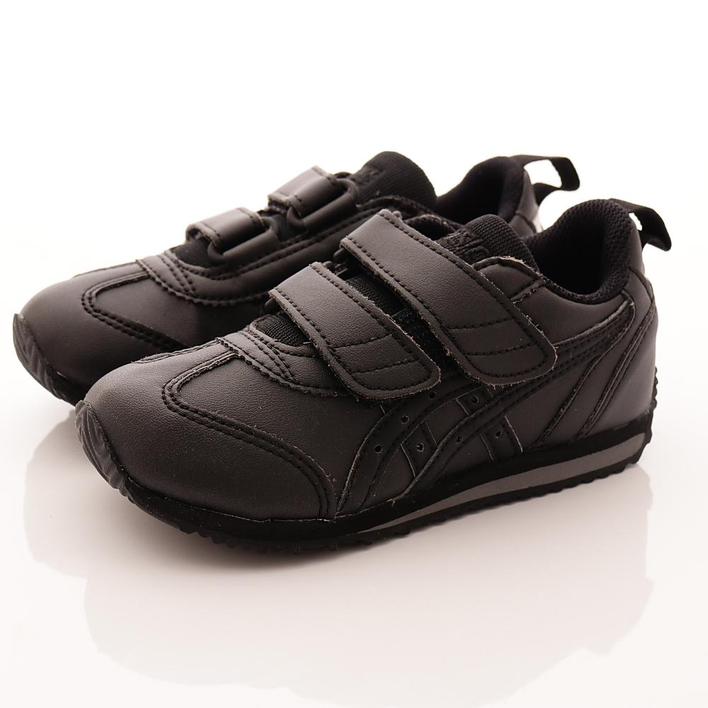 亞瑟士SUKU2機能鞋 包覆護足款 ON89-9090黑(中小童段)