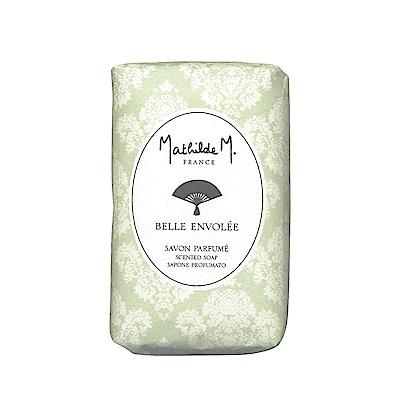 法國Mathilde M. 龍飛鳳舞柔嫩香水皂100g
