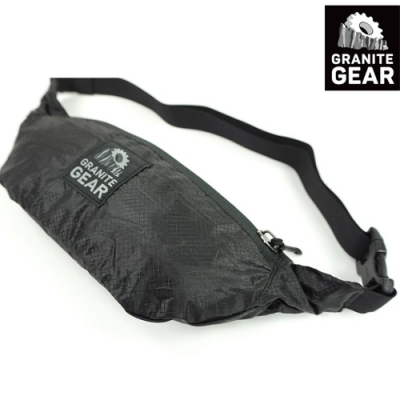 Granite Gear 1000161 Air Hip Wing 超輕量腰包 / 黑色