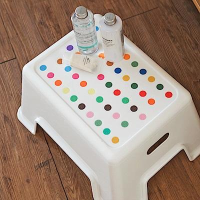 Home Feeling 浴室椅/塑膠椅/椅凳-2入組(2色)