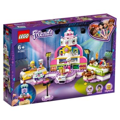 樂高LEGO Friends系列 - LT41393 烘焙比賽