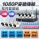 【u-ta】高清1080P無線監控NVR主機套裝組VS9(4路組) product thumbnail 2