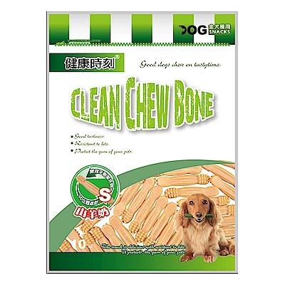 健康時刻 雙效牙刷潔牙骨 325g 三包組