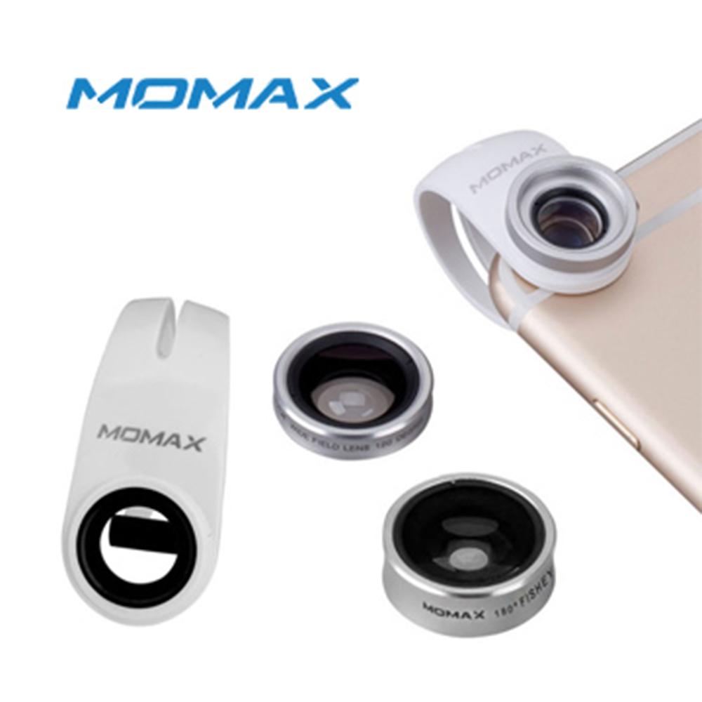 Momax X-Lens 3合1鏡頭組合(120度廣角15X微距180度魚眼) @ Y!購物