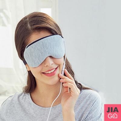 JIAGO USB舒壓熱敷草本SPA眼罩