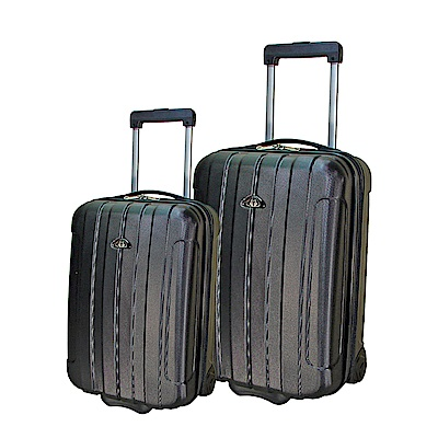 ROYAL POLO皇家保羅   (20 28吋)  極簡風兩輪加大行李箱/硬殼箱
