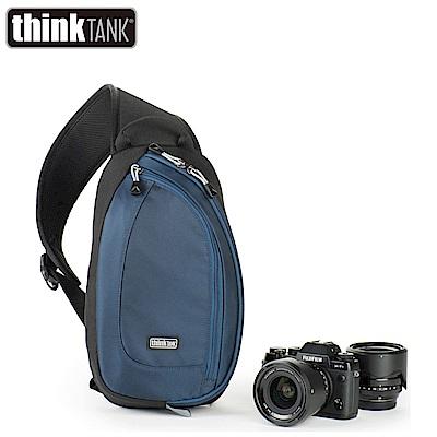 thinkTank 創意坦克 TurnStyle 5 V2.0 翻轉包-小 單肩斜背包-藍