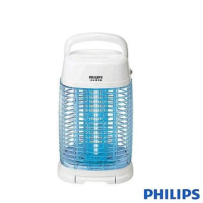 飛利浦 PHILIPS 電擊式光觸媒殺菌捕蚊燈 409YQ