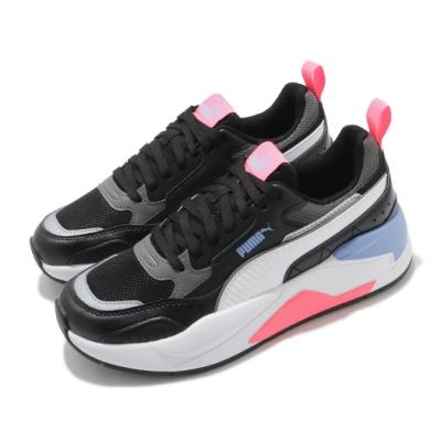 Puma 休閒鞋 X-Ray 2 Square 女鞋 復古 緩震 基本款 穿搭推薦 球鞋 黑 白 37310818