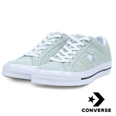CONVERSE ONE STAR 男女休閒鞋 灰 159493C