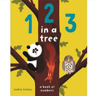 123 In A Tree A Book Of Numbers 樹上數123精裝硬頁書