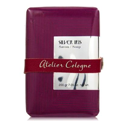 Atelier Cologne 歐瓏 純銀之韻-銀色鳶尾香氛皂200g 無盒版