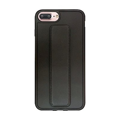 【TOYSELECT】iPhone SE2/7/8 TYS百變磁吸支架手機殼:黑色