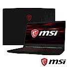MSI微星 GF63-009 15吋電競筆電(i7-8750H/GTX1050 Ti/8G