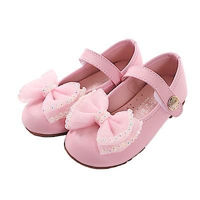 手工蝴蝶結娃娃鞋 sk0538 魔法Baby