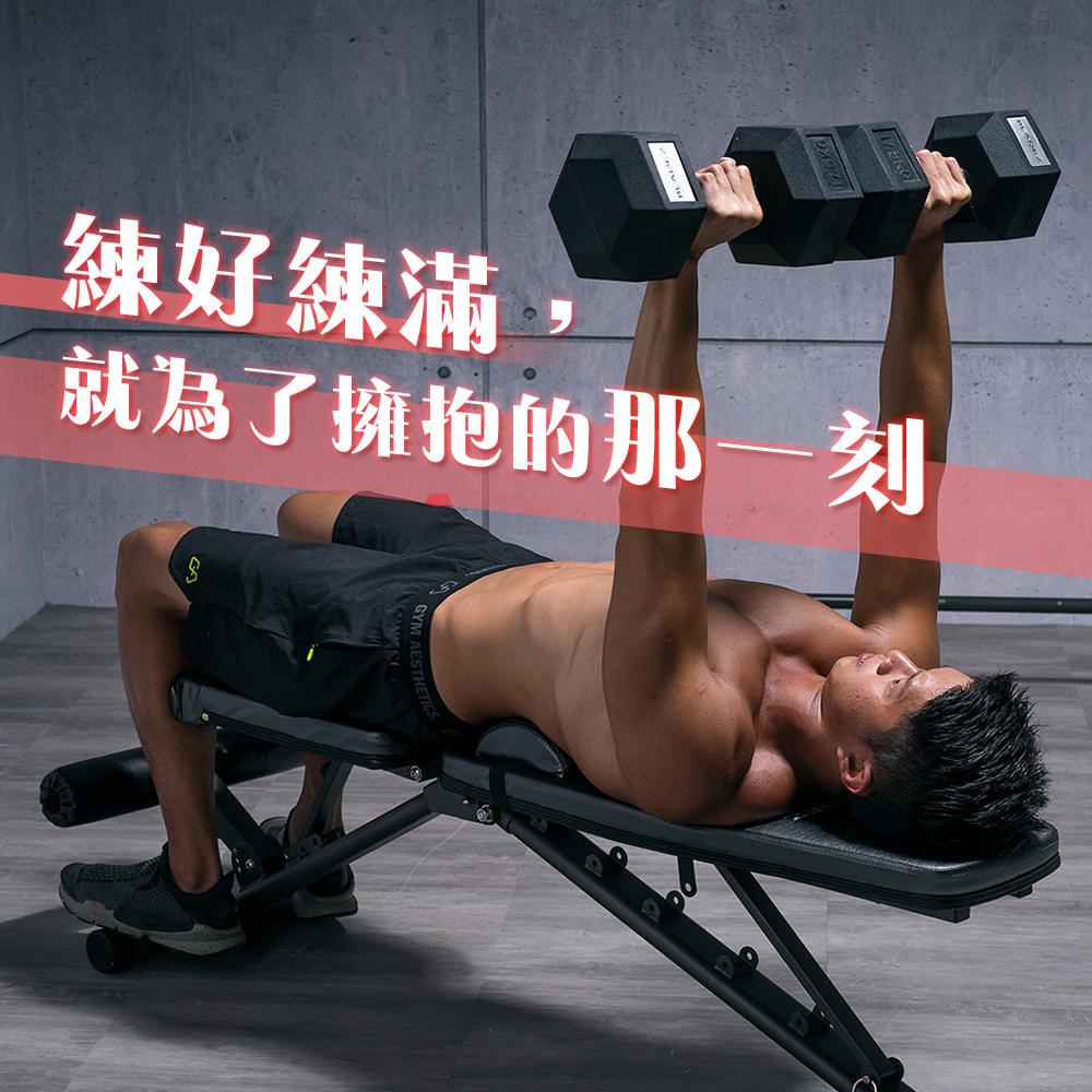 【BLADEZ】BW13-2.0-舉重床/複合式重訓椅-限時特殺