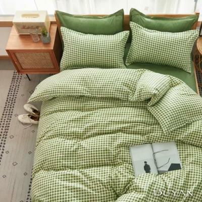 DUYAN竹漾  舒柔棉-單人床包枕套兩件組-和菓子