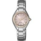 CITIZEN星辰 光動能華麗晶鑽腕錶(EW2546-87X)-26mm