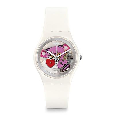 Swatch 原創系列 TENDER PRESENT 溫柔禮物手錶