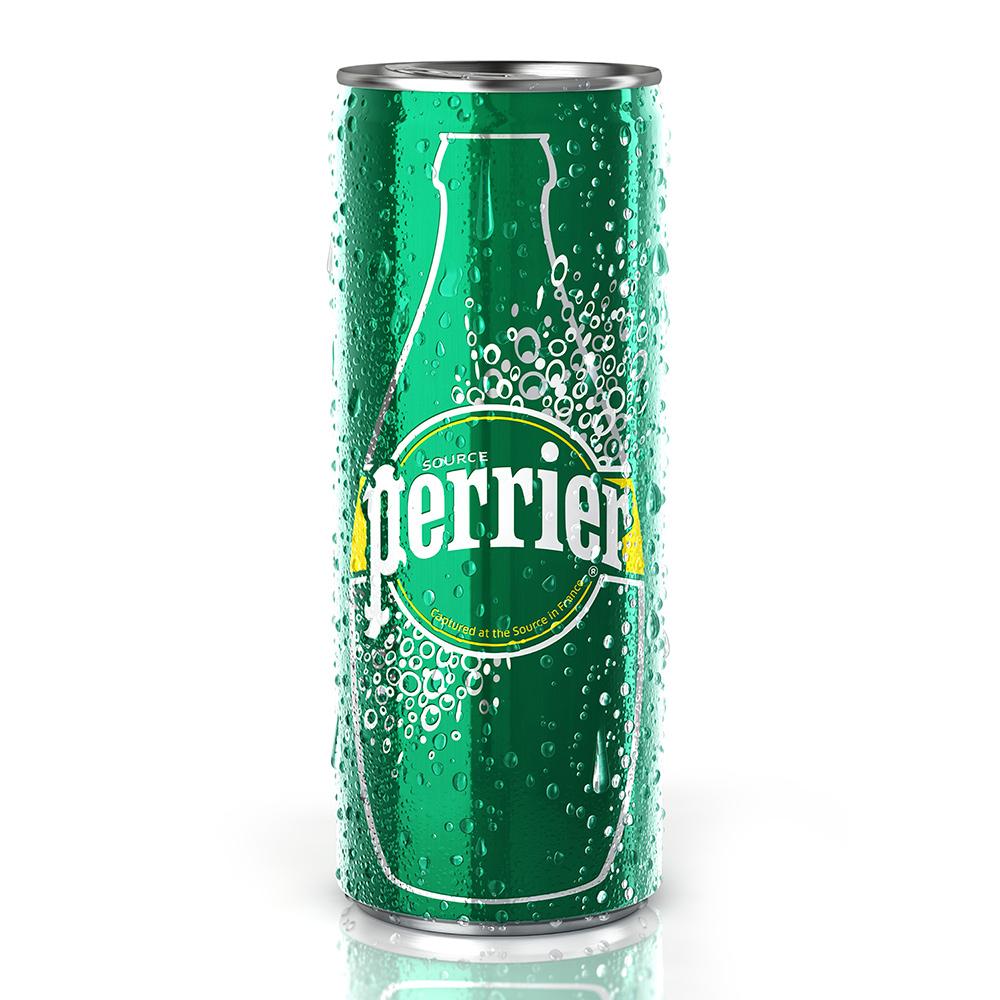 法國Perrier沛綠雅 氣泡天然礦泉水(250mlx35入)
