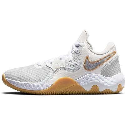 NIKE RENEW ELEVATE II 男籃球鞋-白-CW3406100