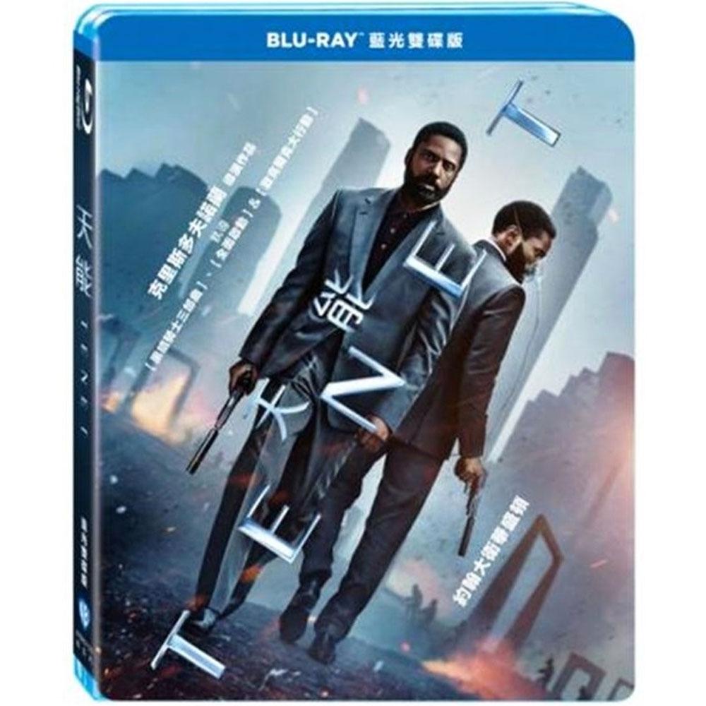 天能  TENET BD + Bonus 雙碟版  藍光 BD
