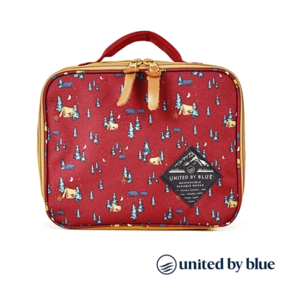 United by Blue 童防潑水午餐袋814-018 Meader Lunchbox