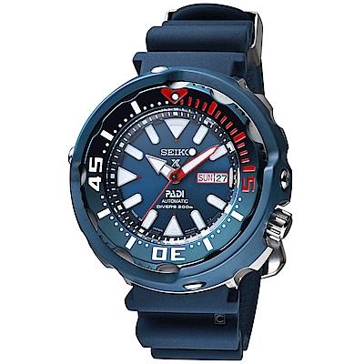 SEIKO PROSPEXX PADI聯名 鮪魚罐頭200米潛水錶 4R36-05V0B