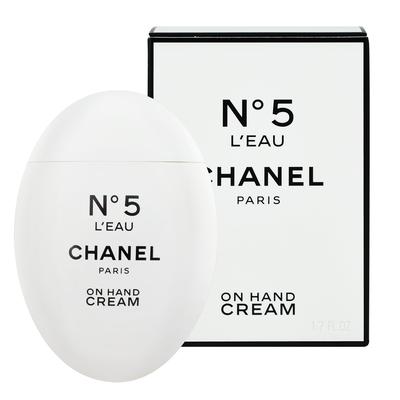 CHANEL 香奈兒 N°5 L EAU 清新晨露隨身乳霜 50ml N°5 L EAU On Hand Cream