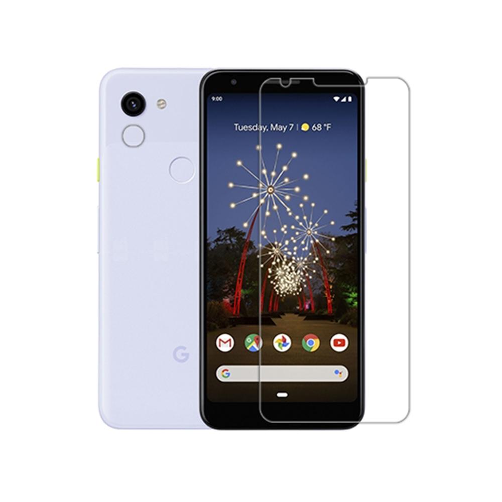 NILLKIN Google Pixel 3a XL 超清防指紋保護貼 - 套裝版
