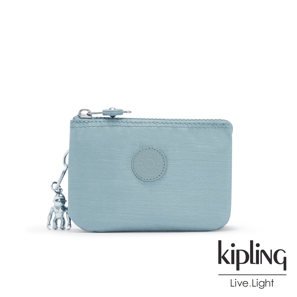 Kipling 寧靜海洋藍三夾層配件包-CREATIVITY S