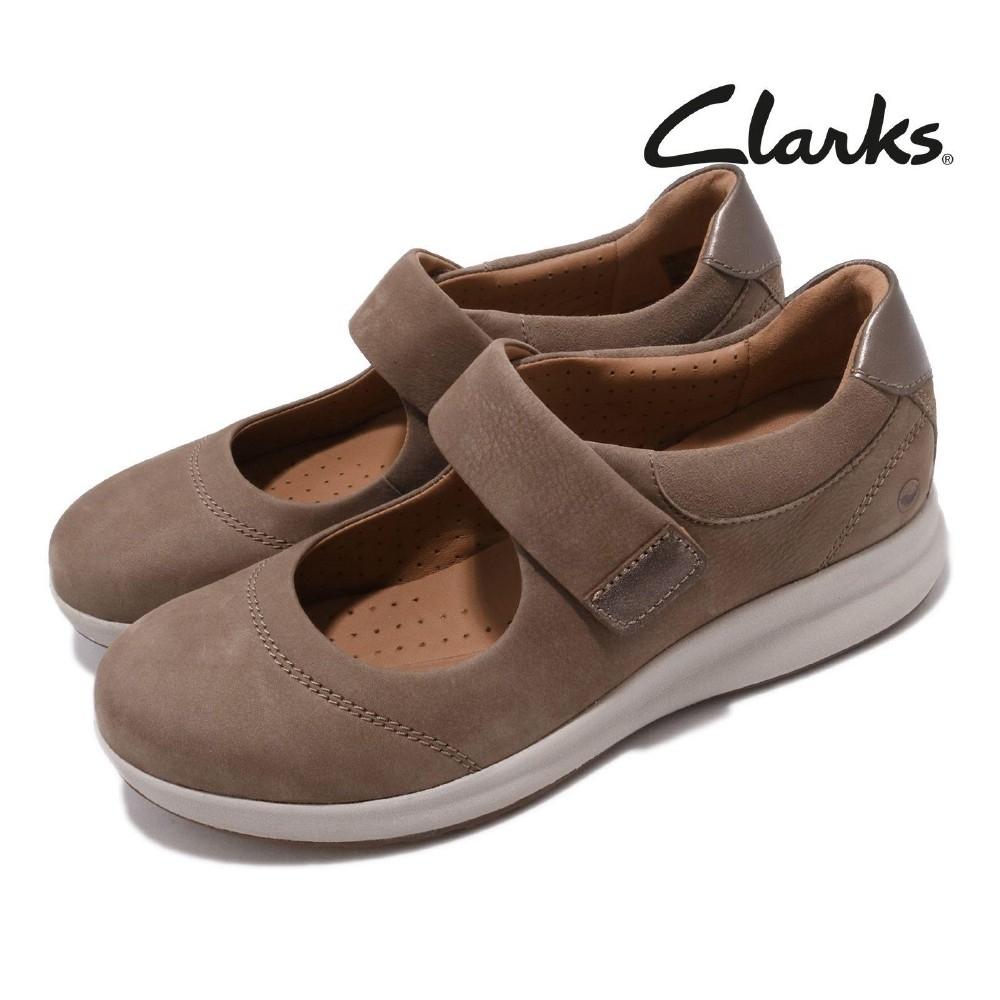 Clarks 休閒鞋 Un Adorn Strap 郊遊 女鞋