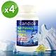 【Candice】康迪斯歐米加600魚油膠囊/超級Omega-3(90顆*4瓶) product thumbnail 1