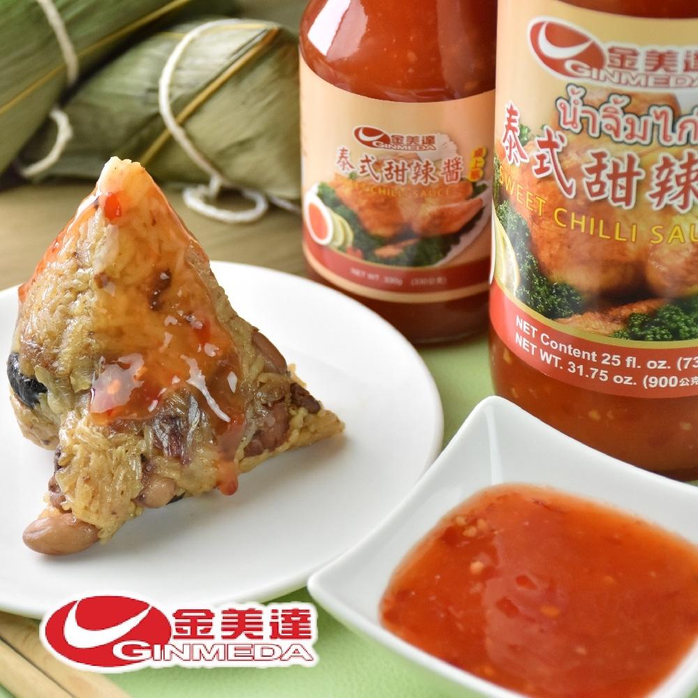 金美達‧泰式甜辣醬(甜雞醬)(900g)(2罐)